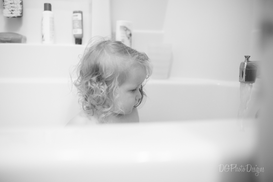 After some time with Dacian we headed home for a bath, snack, and some playtime before bed.